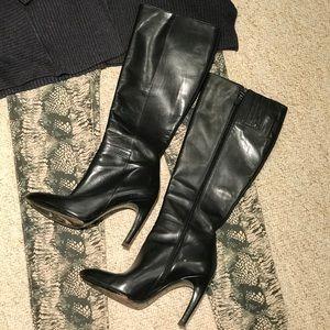 Via Spiga Leather Boot